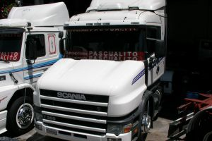 SCANIA T360